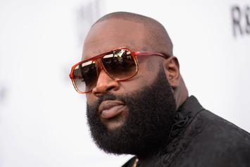 "Rick Ross Announces Future Assisted Single ""Green Gucci Suit"""