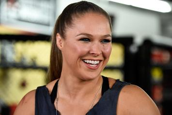 "WWE Star Ronda Rousey Wants A Baby ""Someday Soon"""