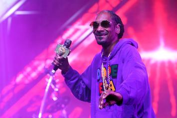 """Snoop Dogg Recalls Meeting Madonna While 2Pac Brought Him Weed To """"SNL"""""""