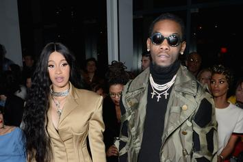 Cardi B & Offset Sued By Autograph Seeker That Got Beat Up By Security: Report