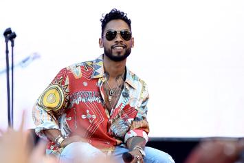 "Miguel Hits The Breakfast Club, Talks ""War & Leisure,"" J. Cole & More"
