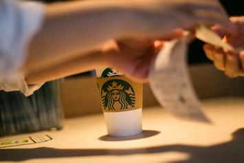 Starbucks Back At It: Customer Given Cup With Racial Slur