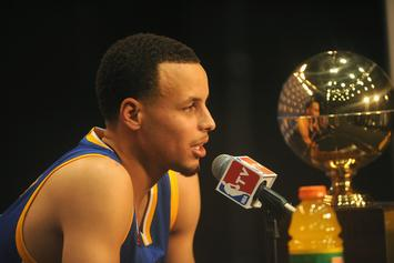 """Steph Curry Thinks Warriors Have Been """"Too Cute"""" Defensively"""