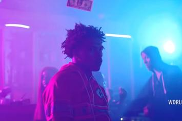 "Lil Baby Makes It Rain At The Strip Club In New Video For ""Cash"""