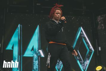Trippie Redd Speaks On Tekashi 6ix9ine & Lil Tay Before Confronting Security