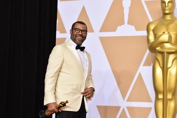 "Jordan Peele Wins Nebula Award For ""Get Out"""