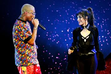 "Pharrell & Camila Cabello Perform ""Sangria Wine"" At Billboard Music Awards"