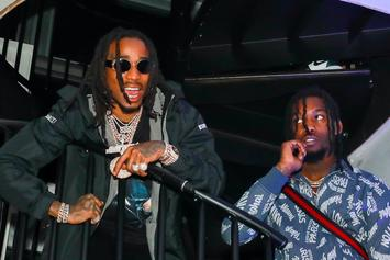 "Quavo On Offset's Car Accident: ""It's A Blessing That He's Still Here"""