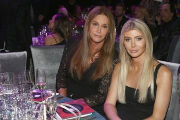 Caitlyn Jenner & Rumored 21-Year-Old Girlfriend Step Out In Hollywood