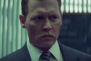 """City Of Lies"" Sees Johnny Depp Attempt To Solve The Murder Of Biggie Smalls"