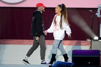 "Ariana Grande Addresses Her ""Toxic Relationship"" With Mac Miller Following DUI Arrest"