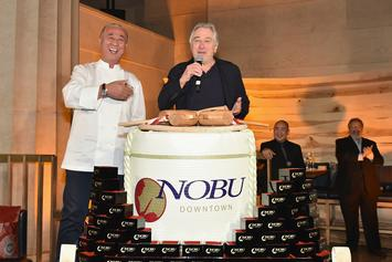 Robert De Niro Bans Donald Trump From Nobu Restaurants Worldwide