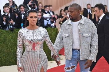 "Kim Kardashian & Kanye West Celebrate 4-Year Anniversary: ""Can't Wait For Forever"""