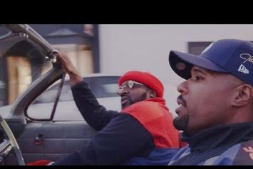 "Smoke DZA Links With Dom Kennedy & Cozz For ""The Hook Up"" Video"
