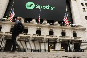 Spotify Agrees To Pay $112 Million Settlement Over Copyright Issues