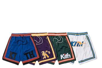 KITH x Mitchell & Ness Collection Launches Today