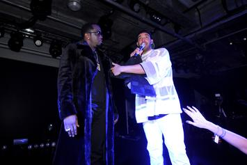 Diddy Plays Both Sides Of Drake & Pusha T Beef In 24 Hour Window