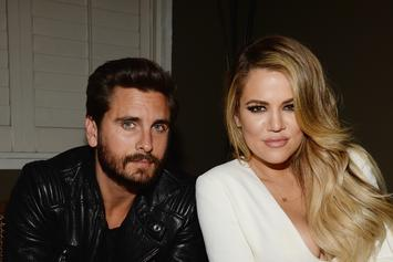Khloé Kardashian Wishes Scott Disick Happy Birthday With Slap Picture