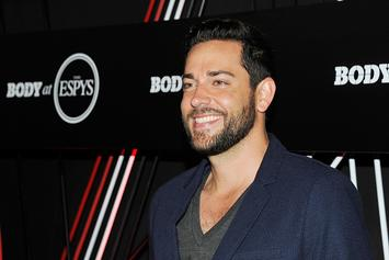 """""""Shazam!"""" Movie First Look Photo Shows Zachary Levi All Suited Up"""