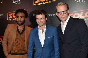 """""""Solo: A Star Wars Story"""" Falls Below Box-Office Projections For The Weekend"""