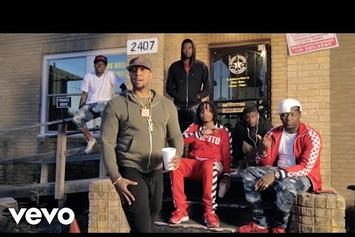 "Starlito Comes Through With ""Stir Crazy"" Video, Featuring Don Trip & Killa Kyleon"
