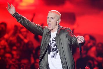 Eminem Recalls The Time Val Kilmer Saw Him Naked