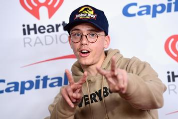 Logic Shows Off His Insane Gains In New Photo