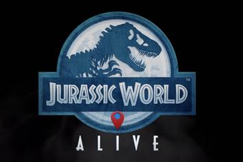 """""""Jurassic World Alive"""" Is Like """"Pokemon Go"""" But With Dinosaurs"""