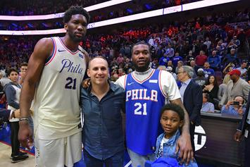 "76ers Co-Owner Michael Rubin Says Judge Over Meek Mill Case Is ""Unfit To Be a Judge"""