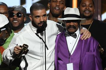 "Drake's Dad Dennis Graham On Secret Child: ""No Idea What You're Talking About"""