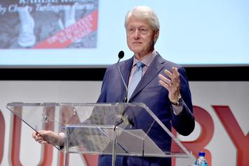 Bill Clinton Never Apologized To Monica Lewinsky In Person
