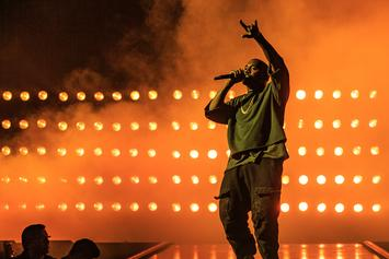 "Kanye West Finished ""Ghost Town"" The Same Day That ""Ye"" Was Released"