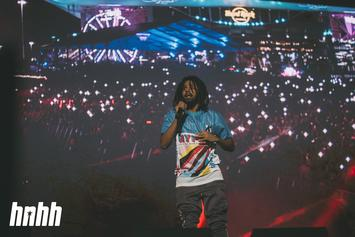 """J. Cole's """"ATM"""" Achieves Gold Status In United States"""