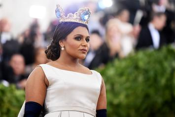 Mindy Kaling Gushes About Being Friends With Rihanna