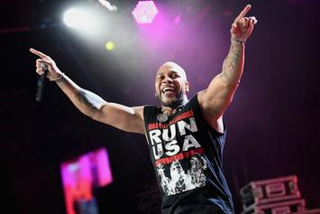 Judge Rejects Flo Rida's Attempt To Get Child Support Case Dropped: Report