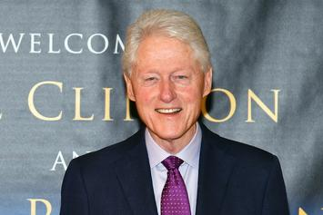 "Bill Clinton Apologizes For His Controversial ""Today Show"" Interview"