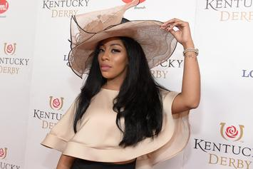 K. Michelle Exposes Her Breasts In NSFW Instagram Live Session