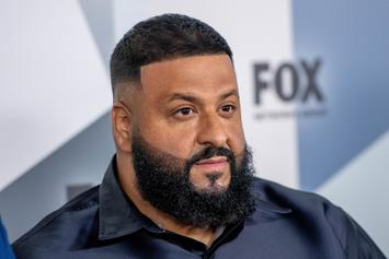 "DJ Khaled Sued By Model From ""I'm The One"" Video For Allegedly Not Paying Her"