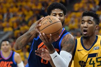 Donovan Mitchell Plans To Recruit Paul George To Utah Jazz