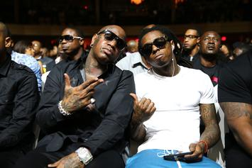 Lil Wayne & Birdman Spotted In The Studio?