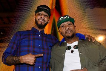 "Swizz Beatz & Timbaland Engage In Long Anticipated ""Beat Battle"""