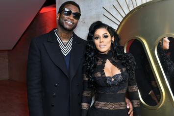 Gucci Mane & Keyshia Ka'oir Show Off Their Stylish Vacation In Orlando