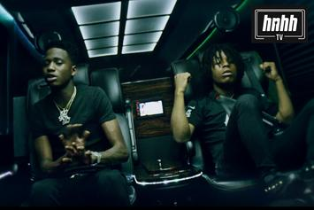 """1017 Eskimo's Yung Mal & Lil Quill Release """"Never Go Under"""" Video"""