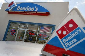 "Domino's ""Paving For Pizza"" Is Protecting Your Pizza From Potholes"