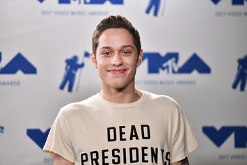 Pete Davidson Covers Up Tattoo Of Ex-Girlfriend Cazzie David's Face