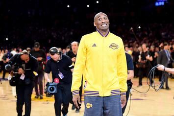 Kobe Bryant Says Warriors Jokingly Offered Him Spot On Roster