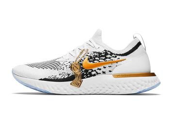 Golden State Warriors Gifted Nike Epic React PEs, Limited To 37 Pairs