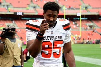 "Myles Garrett: ""Too Competitive To Ride Coattails"" Like Kevin Durant"