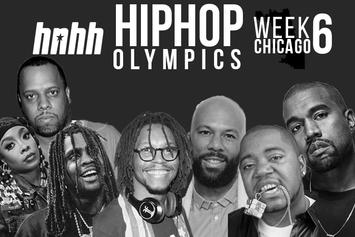 Hip-Hop Olympics Week 6: Chicago The Homecoming
