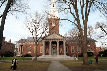 Harvard Accused Of Placing Admissions Penalties On Asian-American Applicants
